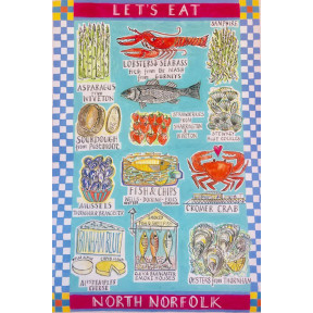 Eat North Norfolk. A3