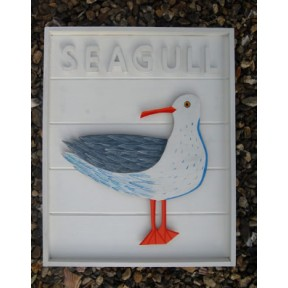 Seagull in Box