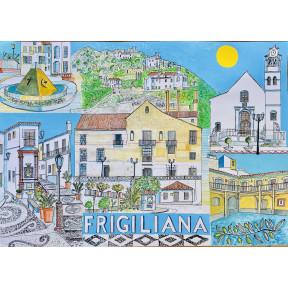 Frigiliana, Spain.