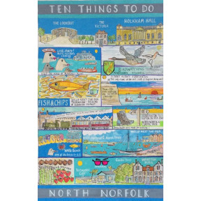 Ten things to do in North Norfolk. A3