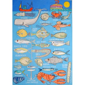 Undersea Alphabet a3