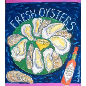 Oysters .A4.