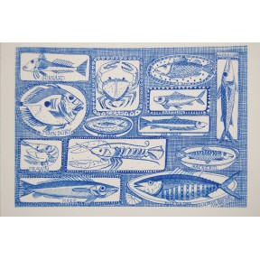 Fishes on Dishes A3