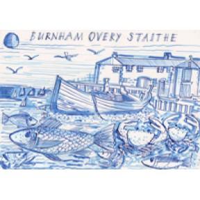 Burnham Overy Print