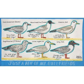 A Few of My Gullfriends A4