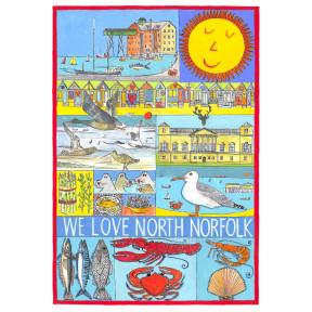 We love North Norfolk.